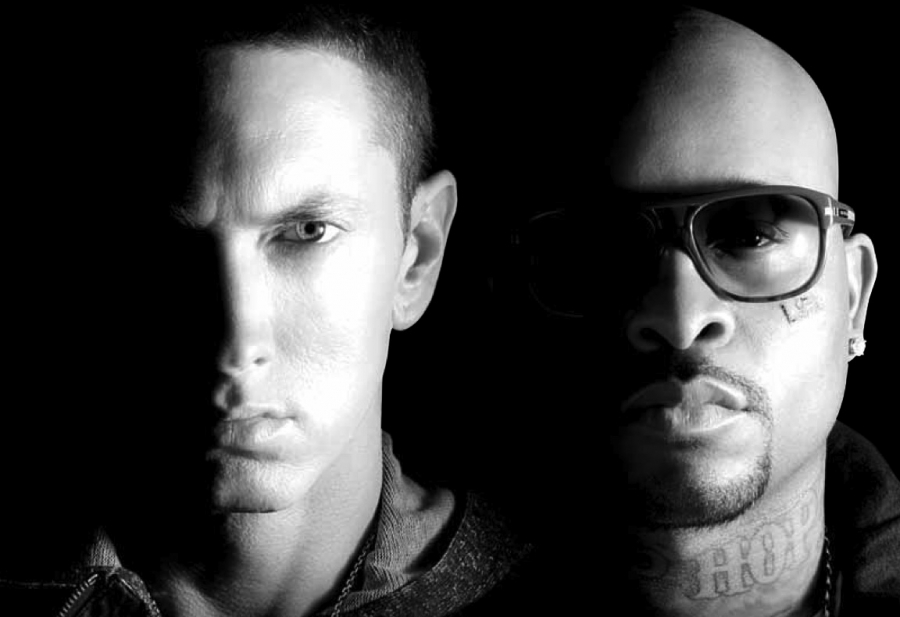 "Eminem and Royce Da 5'9"" Respect magazine Cover 2011"