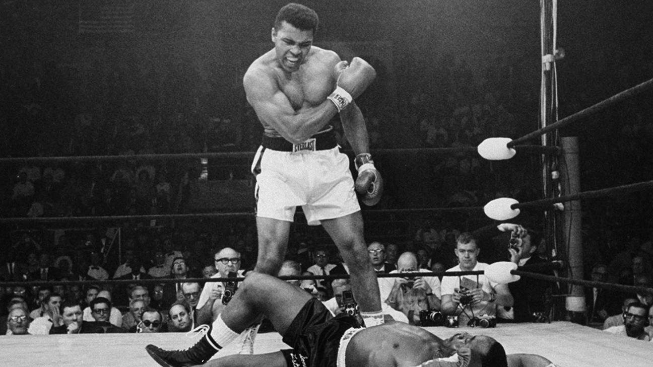 Хип-хоп-строки, которые салютуют величайшему боксёру всех времён – Мохаммеду Али