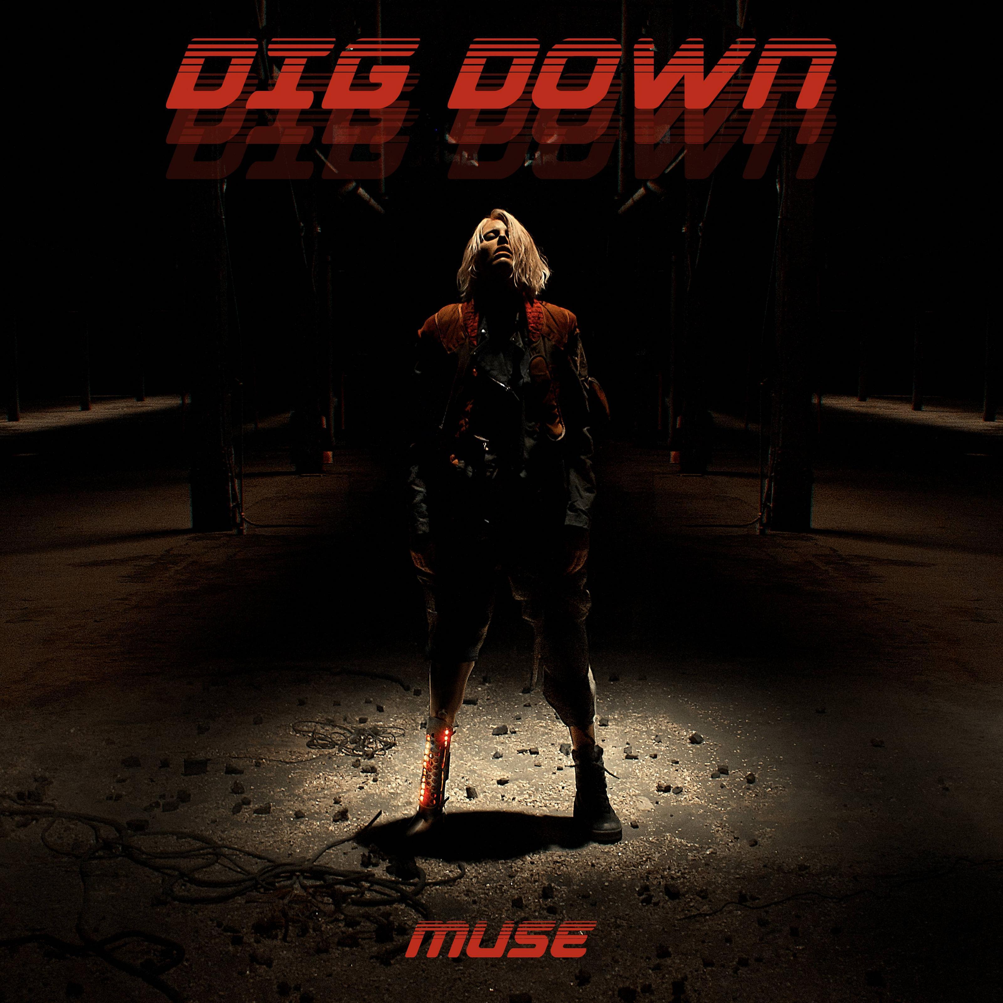 Мировая премьера: MUSE - Dig Down