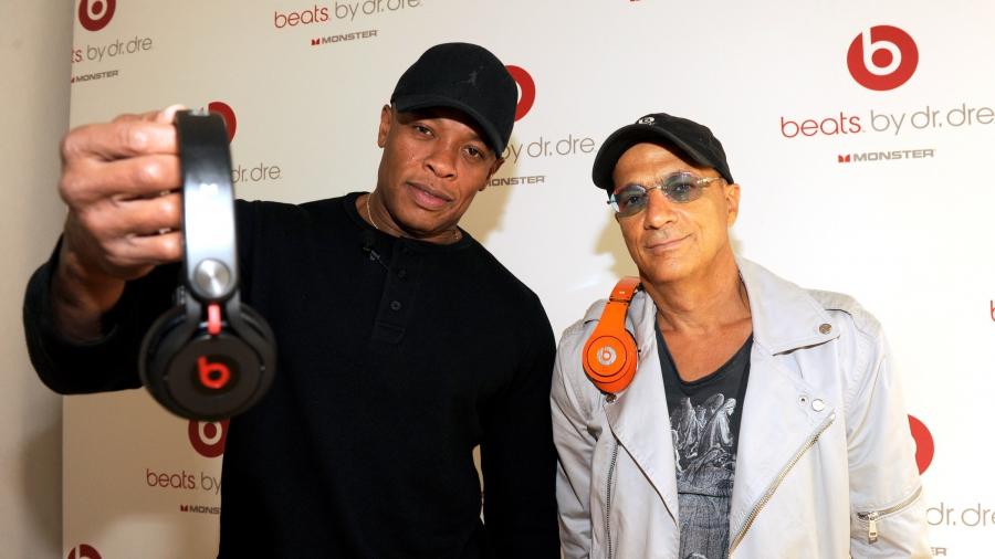 Dr. Dre и Джимми Айовин