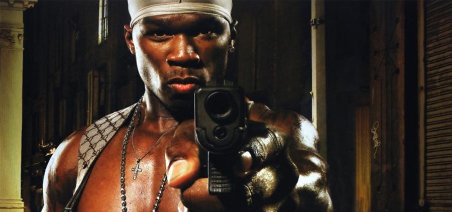 50 Cent пистолет