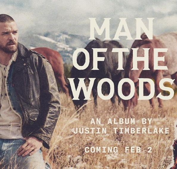 Джастин Тимберлейк, Man Of The Woods
