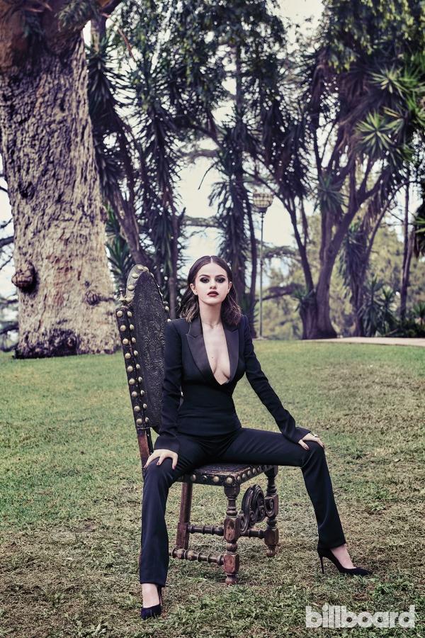 Selena Gomez, Billboard