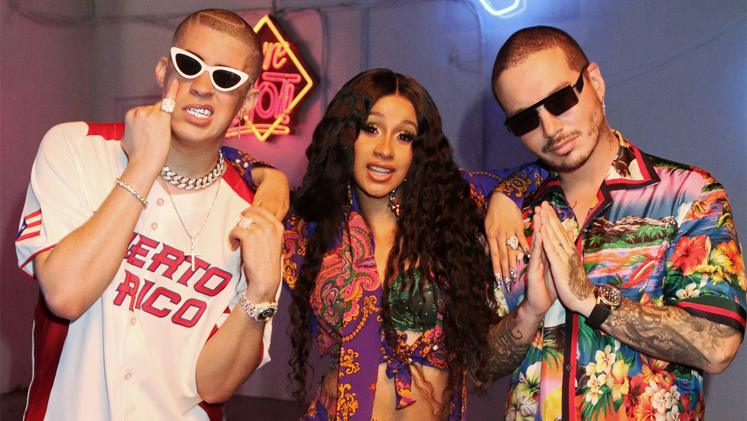 cardi-b-j-balvin-bad-bunny-i-like-it-июль 2018