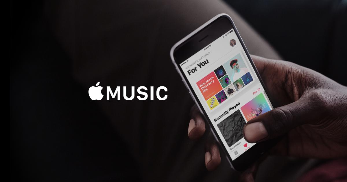 Обновление Apple Music: ежедневный чарт «Daily Top 100»