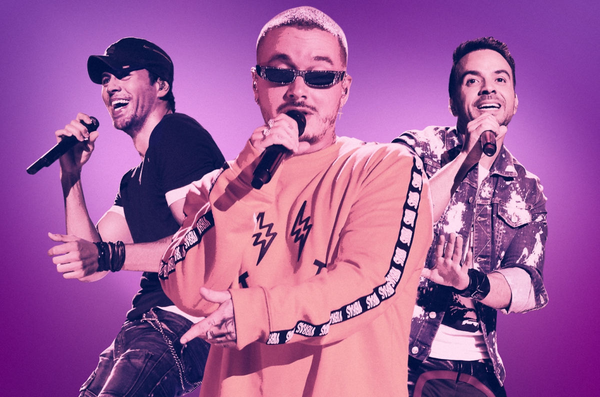 Лучшие латиноамериканские песни всех времен: Луис Фонси, Шакира, Энрике Иглесиас, Рики Мартин и многие другие