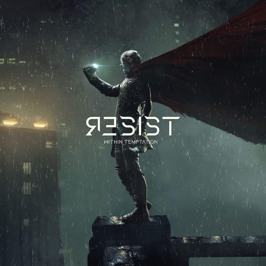 «Resist» - альбом о борьбе и движении вперёд! Рецензия на новую пластинку группы Within Temptation.