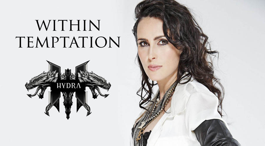 Within temptation X MusicHQ: Эксклюзивное интервью с Шарон ден Адель