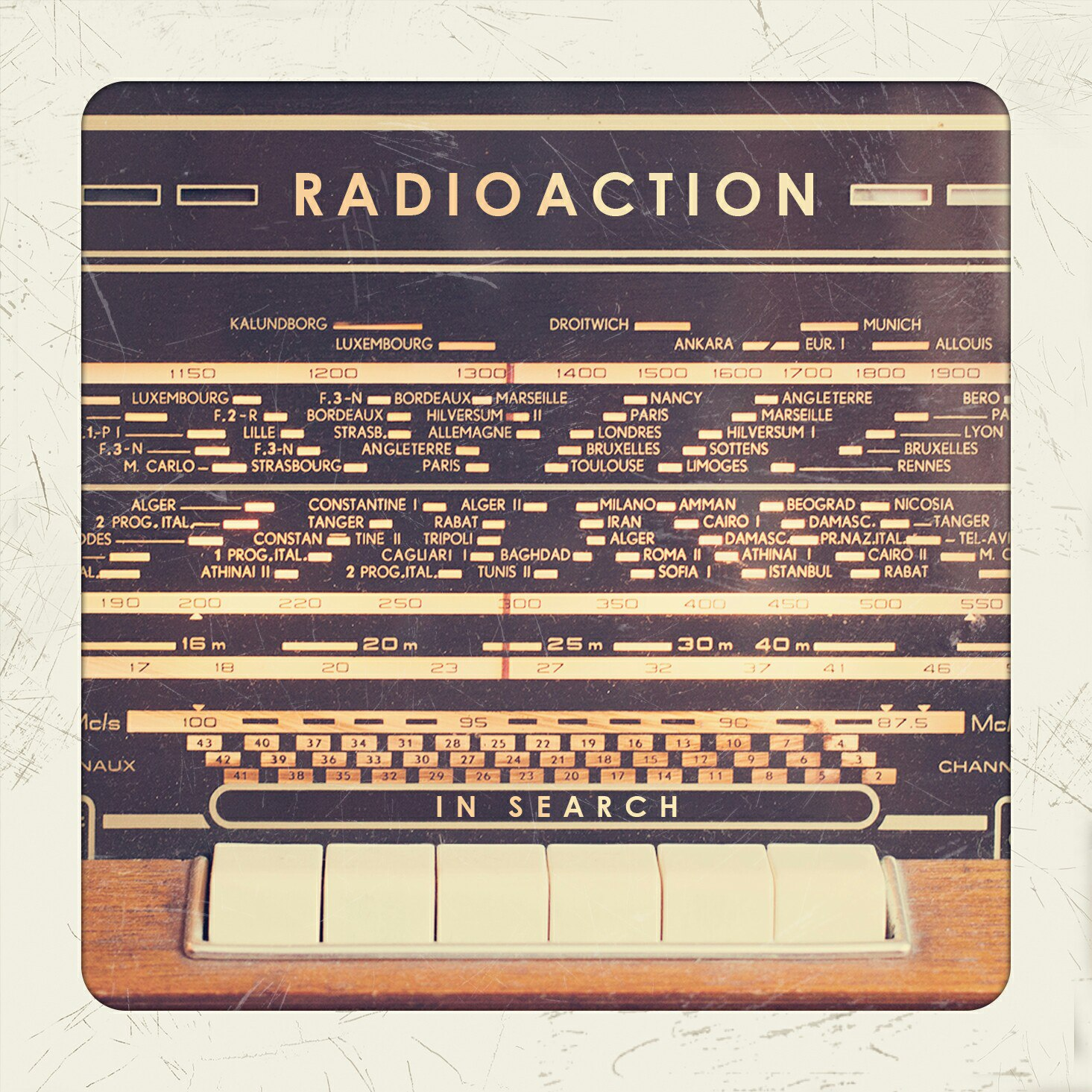 Рецензия на альбом Radioaction - In Search