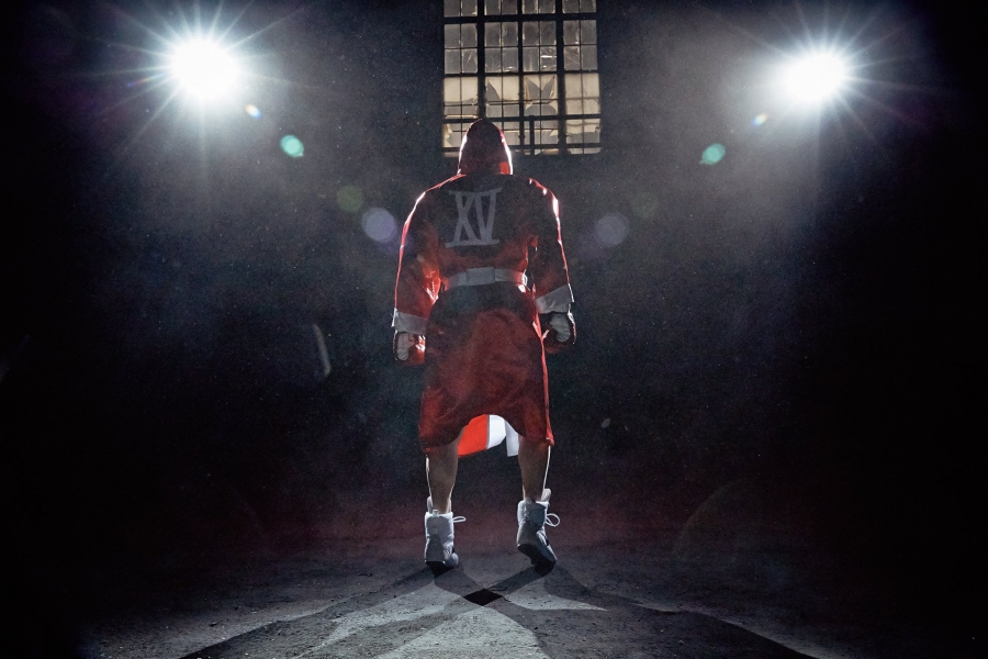 Eminem Guts over fear
