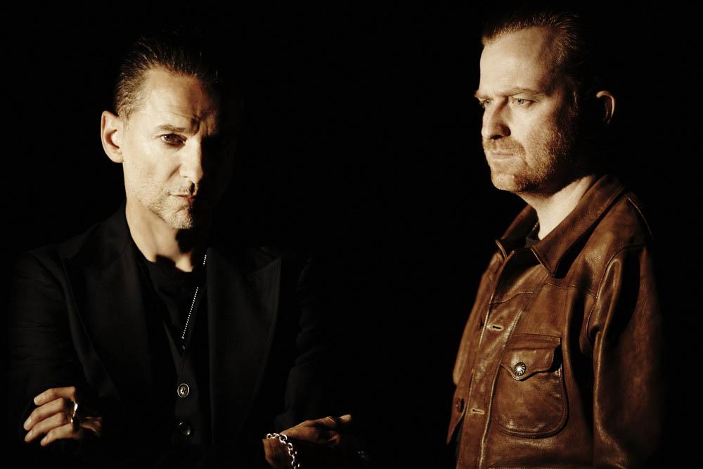 Рецензия на альбом Dave Gahan & Soulsavers - Angels & Ghosts