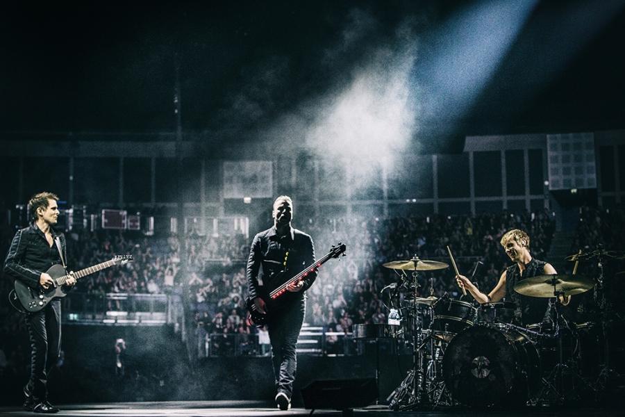 Muse O2 Arena :: London, UK :: 3 April 2016 Photo credit: Hans-Peter van Velthoven