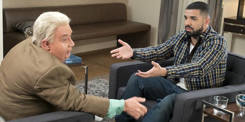 Интервью: Drake в гостях у Джимми Глика в «Звездных сенсациях»