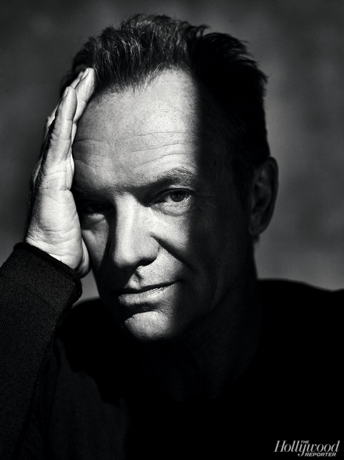 Sting. Photographed by Miller Mobley