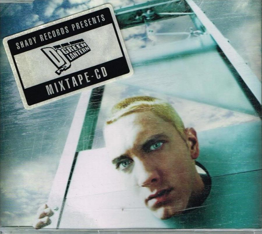 Green Lantern Eminem