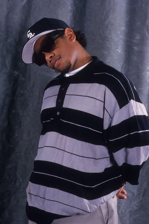 Eazy-E. Умер на 30 году жизни
