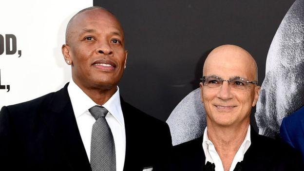 Jimmy iovine, Dr. Dre, Apple Music