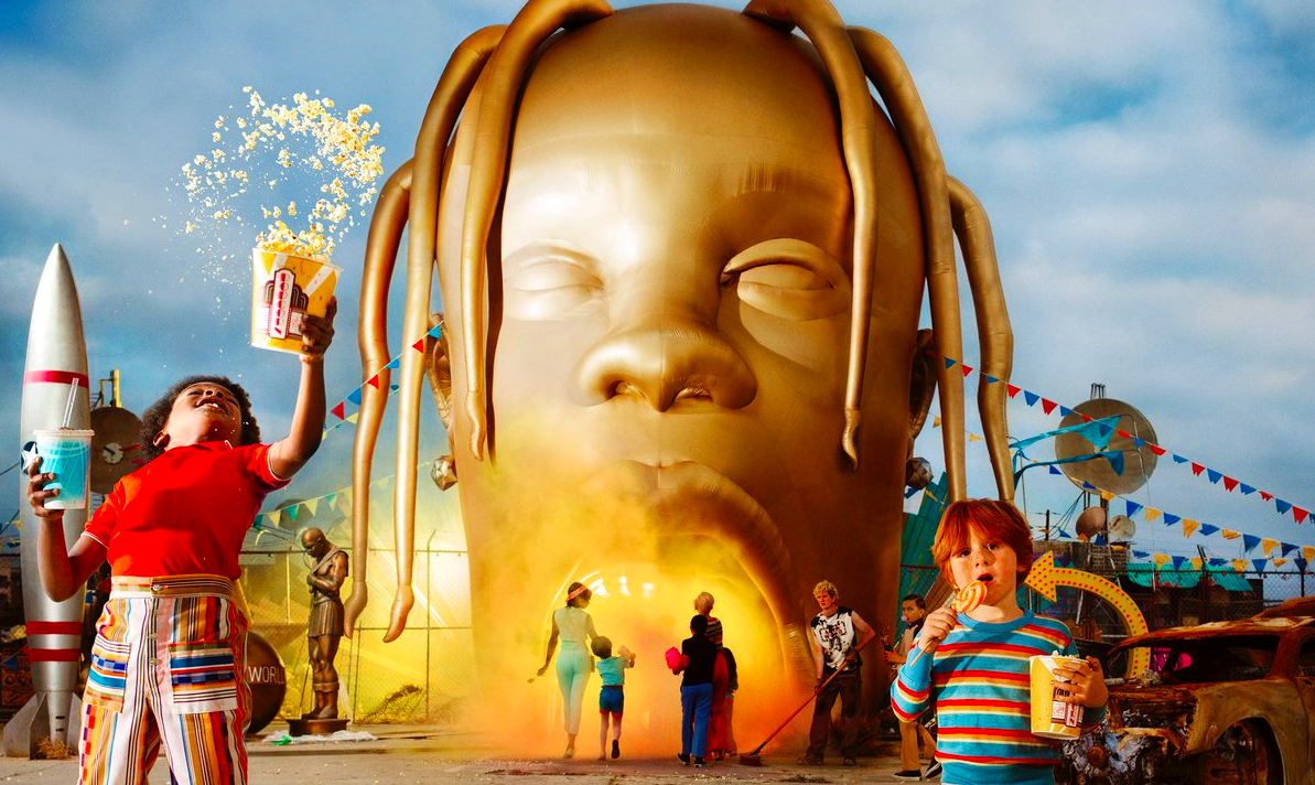 Astroworld_Travis Scott_август_2018