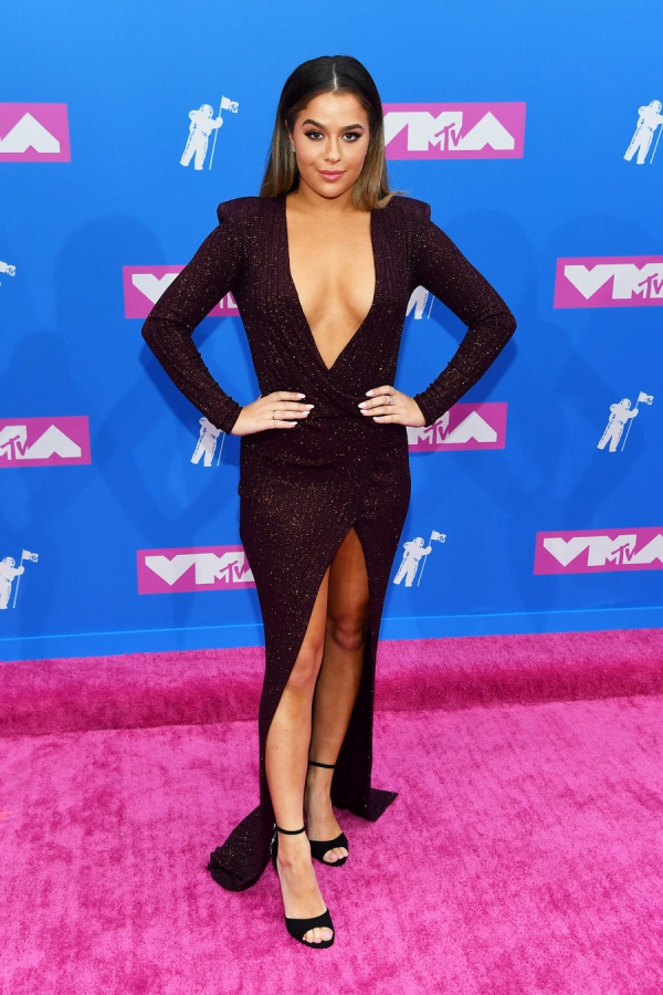 tessa-brooks-mtv-vmas-arrivals-август-2018