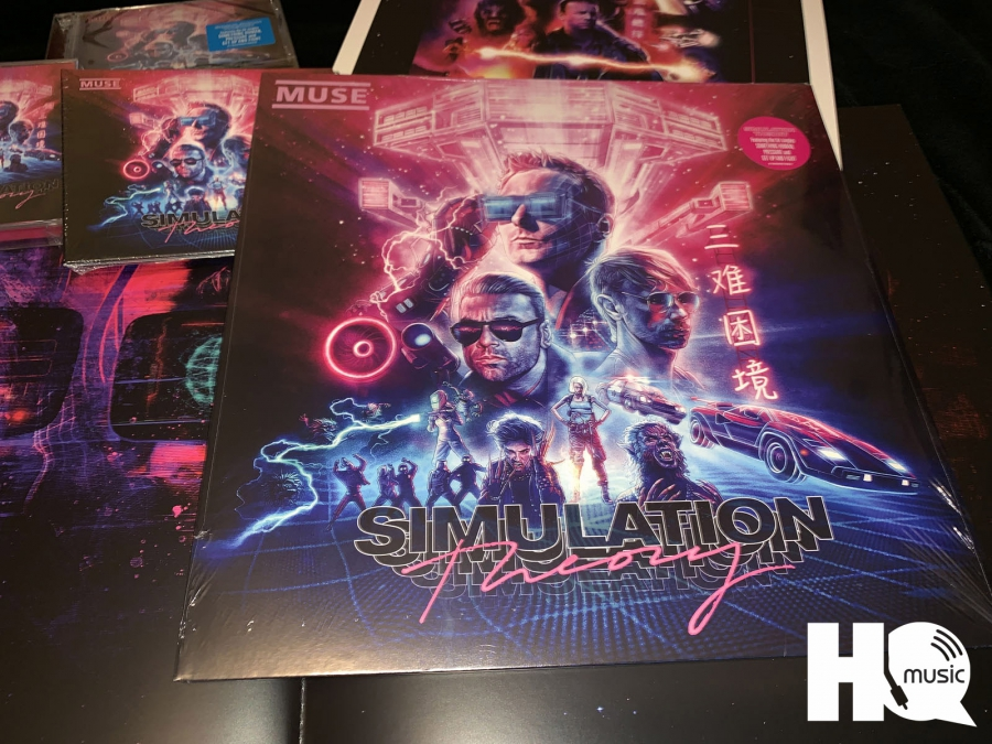 SIMULATION THEORY VINYL Muse