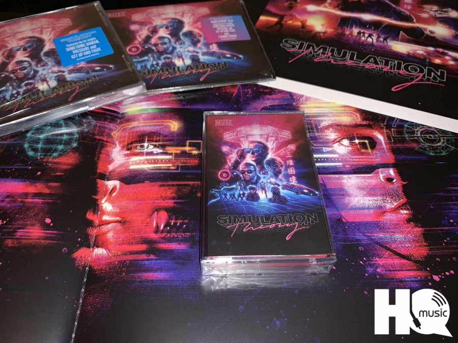 Muse SIMULATION THEORY CASSETTE