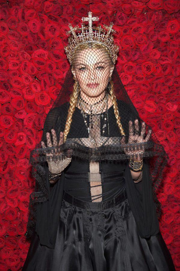 Madonna-январь-2019