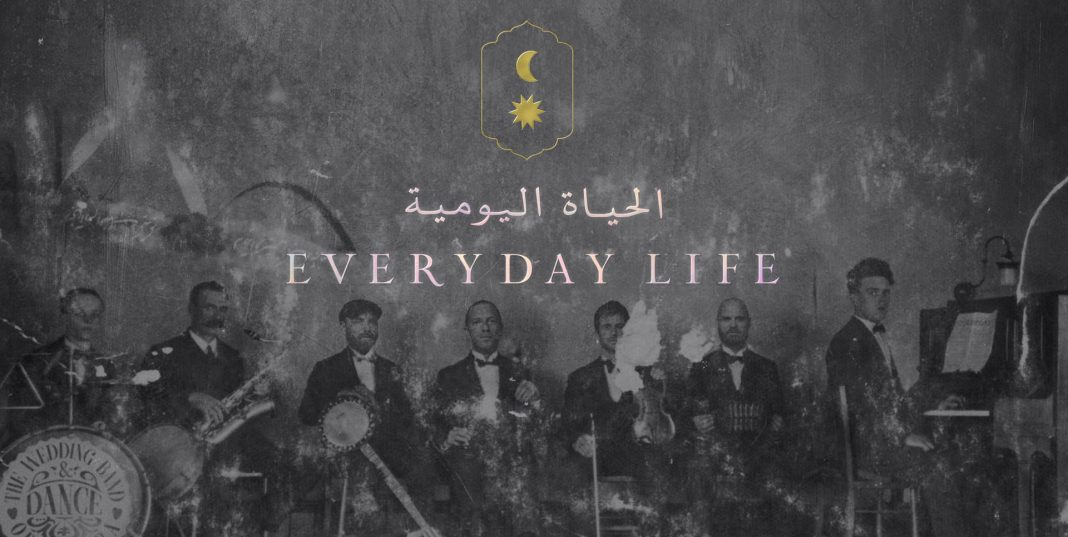 Everyday Life Coldplay 2019
